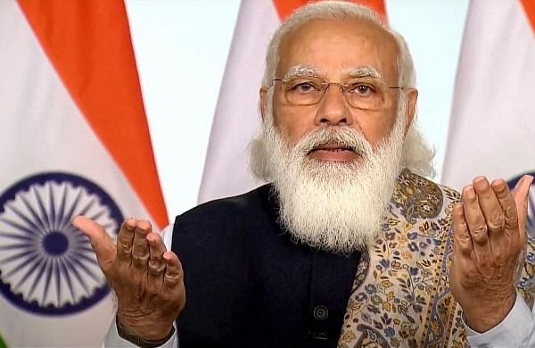 'Selective interpretation' of humanrights by some people denting image of India: PM Modi