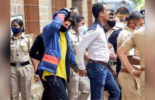 Shah Rukh Khan's son, two others sent to NCB custody till October 7