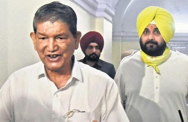 Sidhu expected to carry on as chiefof Punjab Congress