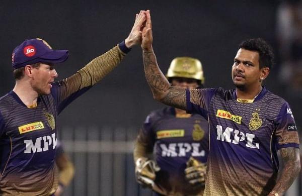 Sunil Narinetakes four asKKR restrict RCB to 138/7 in IPL eliminator