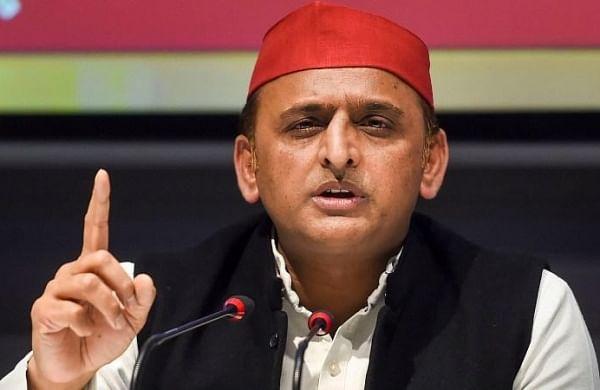 'Those who can mow down farmers can crush Constitution': Akhilesh Yadav slams BJP