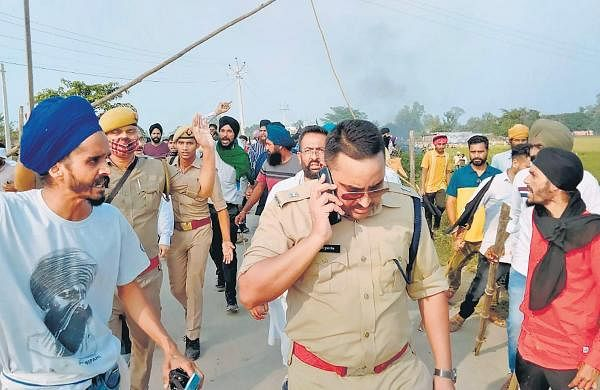 Truce reached between protesting farmers and UP govt, Rs 45 lakh to be given to kin of dead