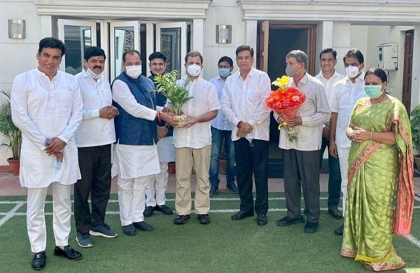 Uttarakhand Transport Minister Yashpal Arya, his MLA son resign from BJP, join Congress