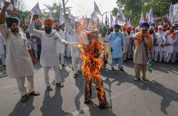 Video claiming Punjab regiment jawans protesting with farmers is fake: Indian Army