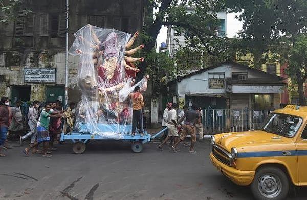 Wear masks, keep COVID at bay while pandal hopping: Mamata urges people
